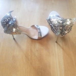 Angel Wing High Heels
